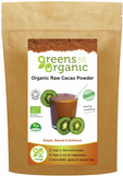 Greens Organic - Organic Raw Cacao Powder 200gm
